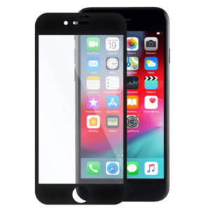 iPhone 7 invisible tempered glass zwart