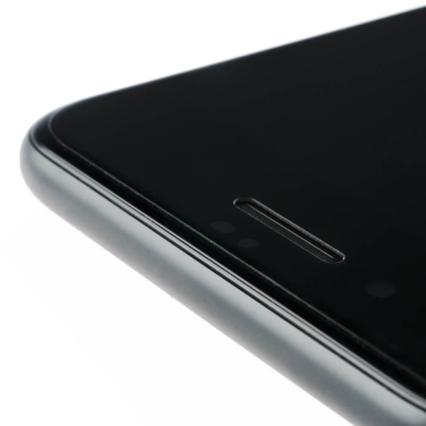 iPhone invisible tempered glass