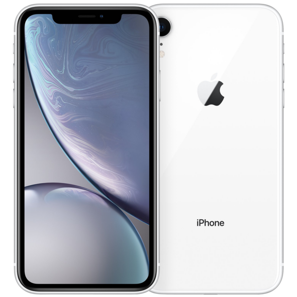Refurbished iPhone XR wit